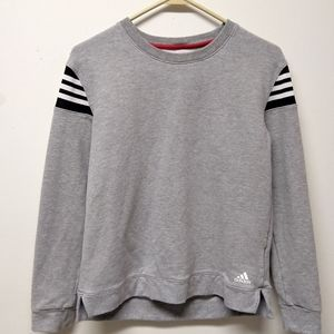 Adidas Girls Sweatshirt Youth Medium